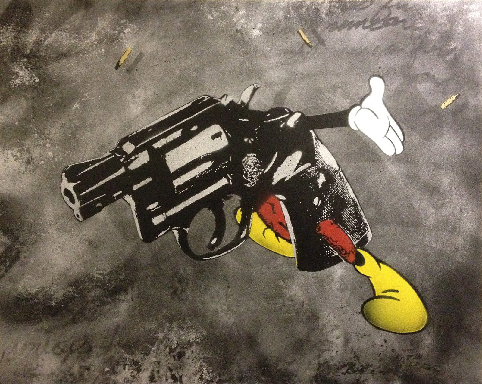 Micky Pistols