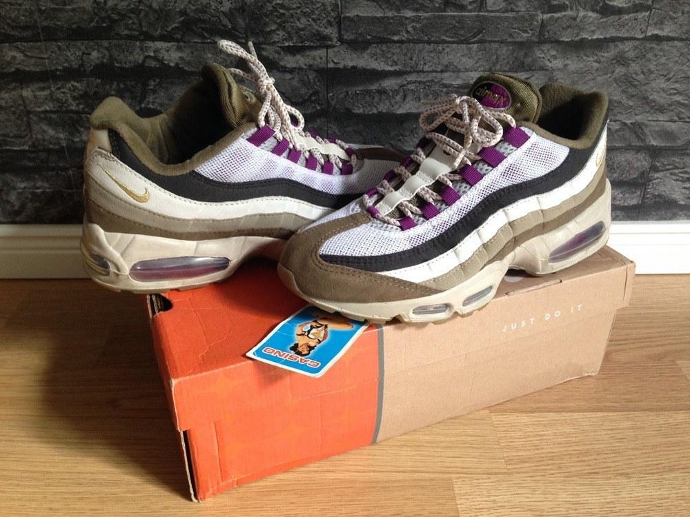 separation shoes ce362 8245e ... Atmos x Nike Air Max 95 Viotech ...